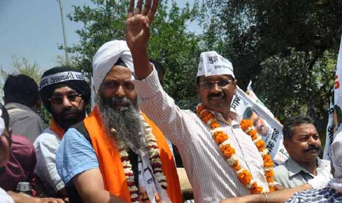 Arvind Kejriwal Wins TIME 100 Readers' Poll