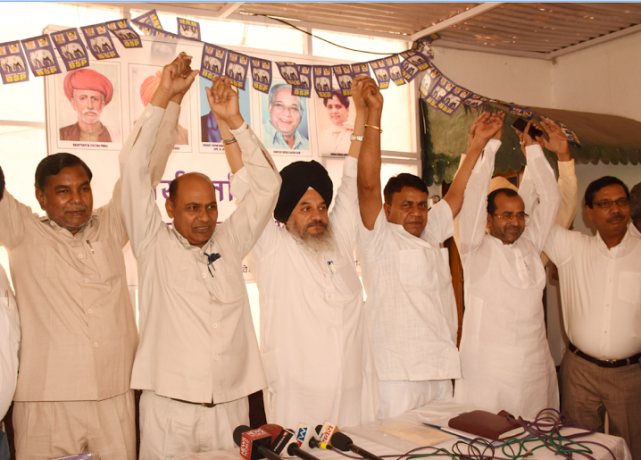 BSP Candidates Assured Better Civic Amenities To City Residents