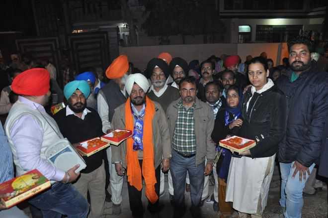BSP President Jagir Singh Target BJP And Congress In MC Elections
