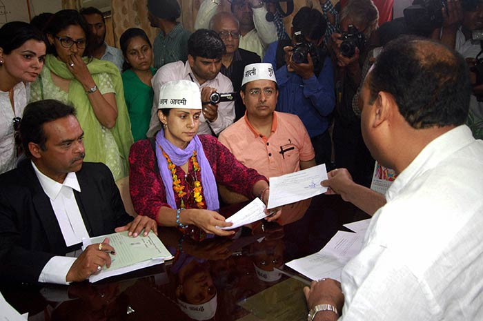 Gul Panag Nominated From Chandigarh For Lok Sabha Polls
