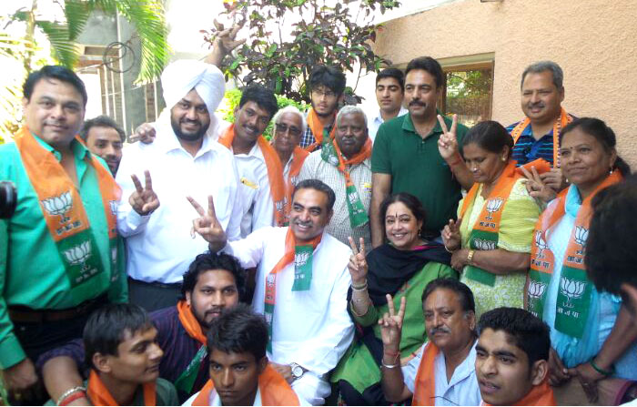 MP Kirron Kher To Support BJP Candidates in MC Elections Chandigarh