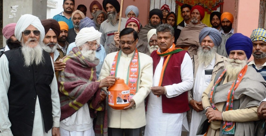 Support pledges give Boost to Jain's campaign